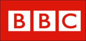BBC logo red